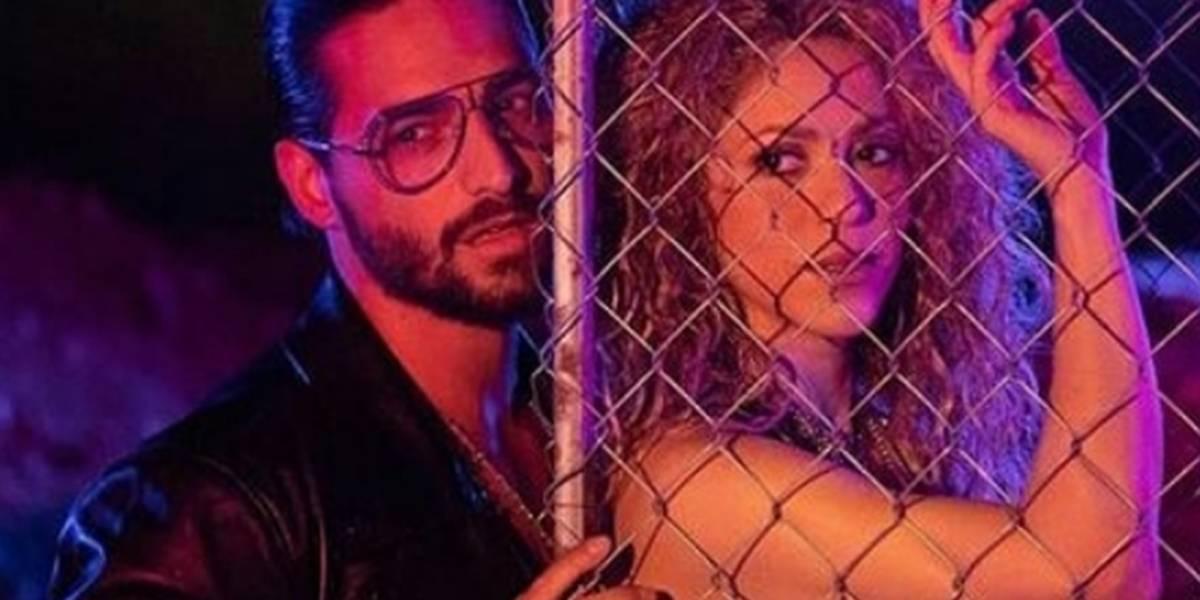 """Maluma es la """"manzana de la discordia"""" en la relación de Shakira y Piqué"""
