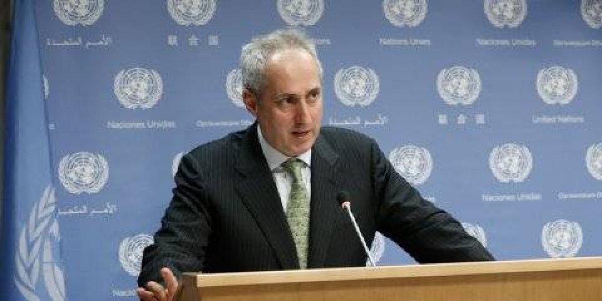 """ONU analiza """"cuidadosamente"""" carta del gobierno sobre CICIG"""