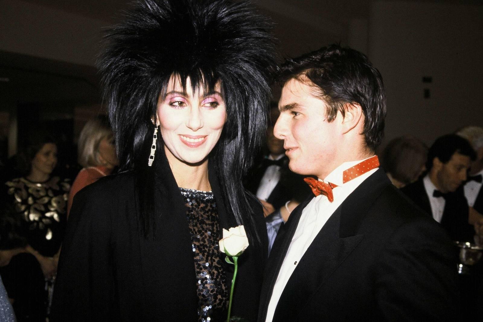 Tom Cruise Cher