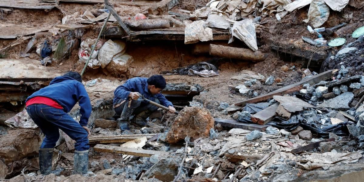 Sobe para 81 número de mortos por tufão nas Filipinas