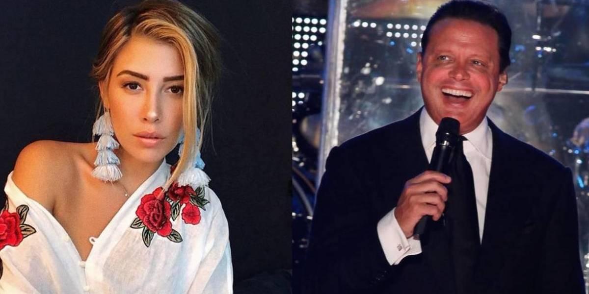 Critican a Luis Miguel por parecido de su novia con Michelle Salas