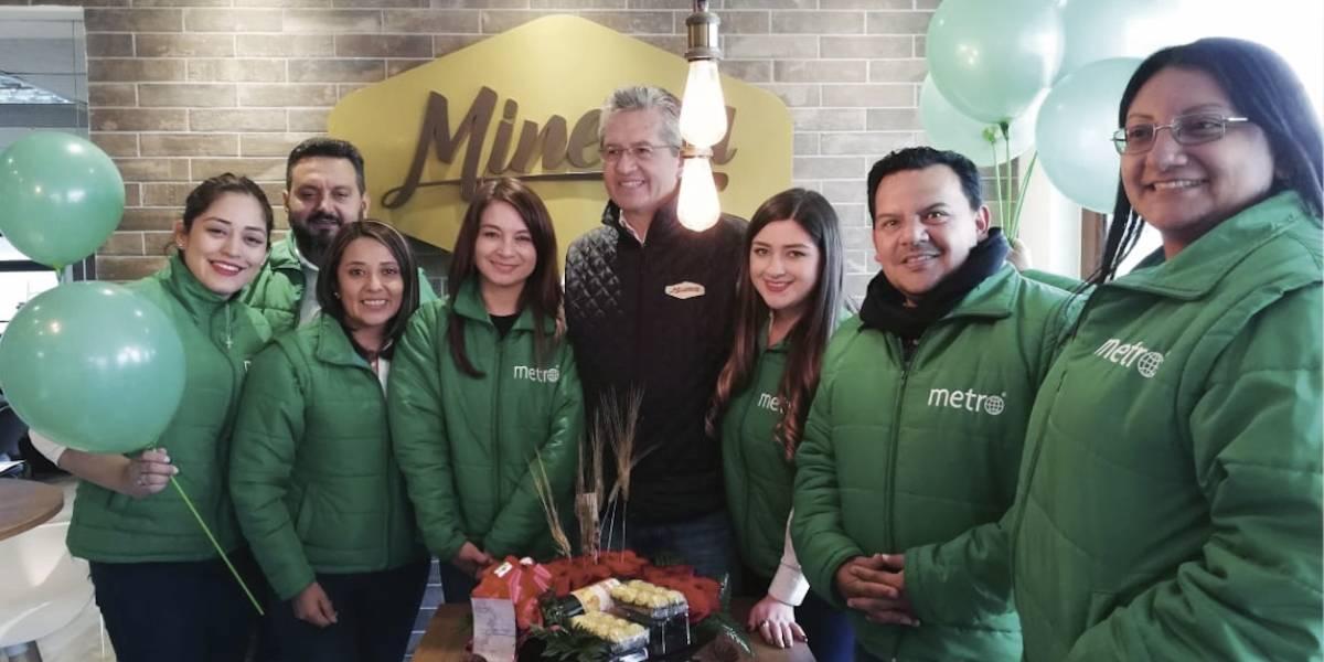Celebramos los 55 años de Minerva en un recorrido por su planta en Quito
