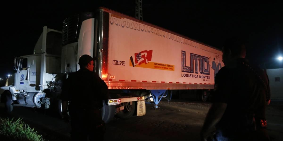 México: Hallan otro contenedor con más de 150 cadáveres