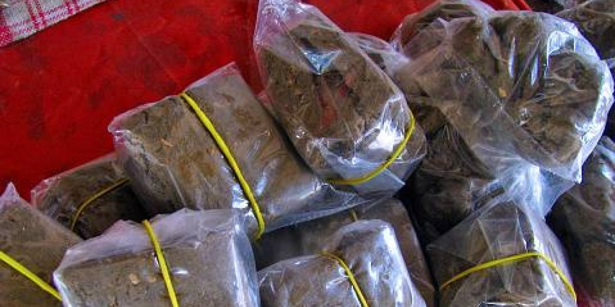 Ecuador ha aprehendido 61 toneladas de droga entre enero y septiembre