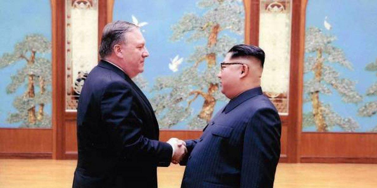 """EEUU pone fecha límite a Corea del Norte para su desnuclearización y está dispuesto a entablar """"inmediatamente negociaciones"""" con Kim"""