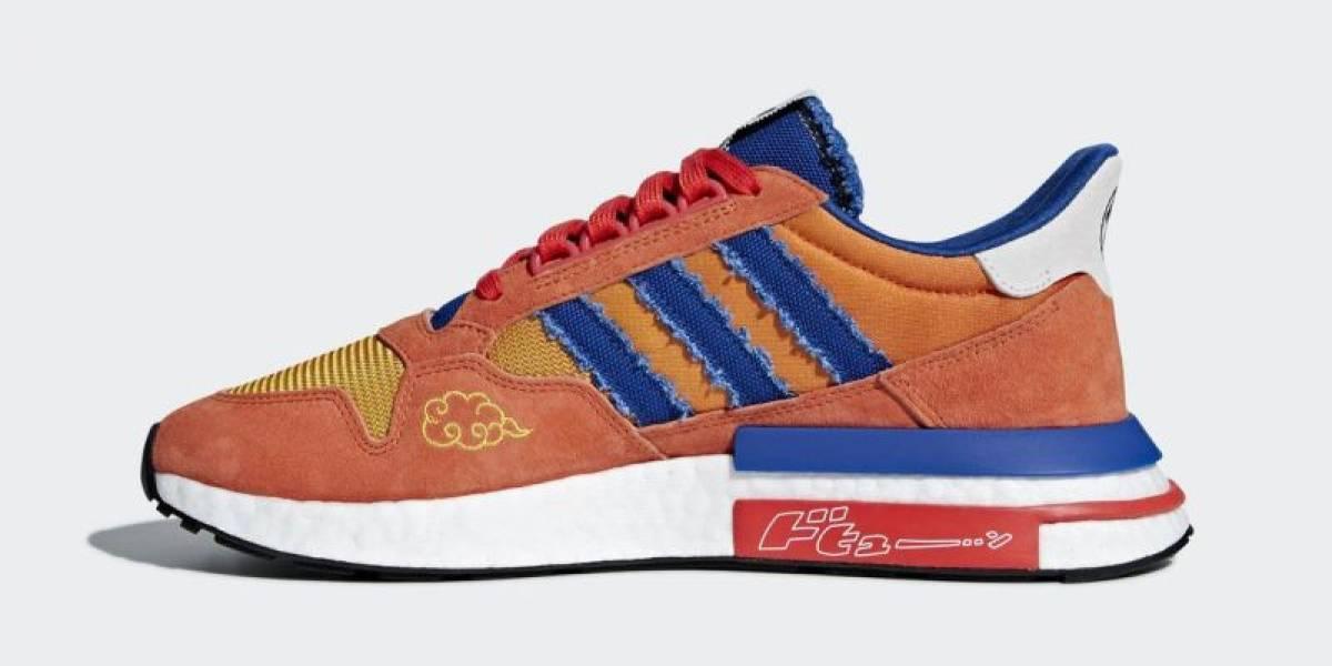 factory price bd9fa 66c80 Están en camino los Adidas de Dragon Ball Z ¿Cómo conseguirlos en México  antes de ...