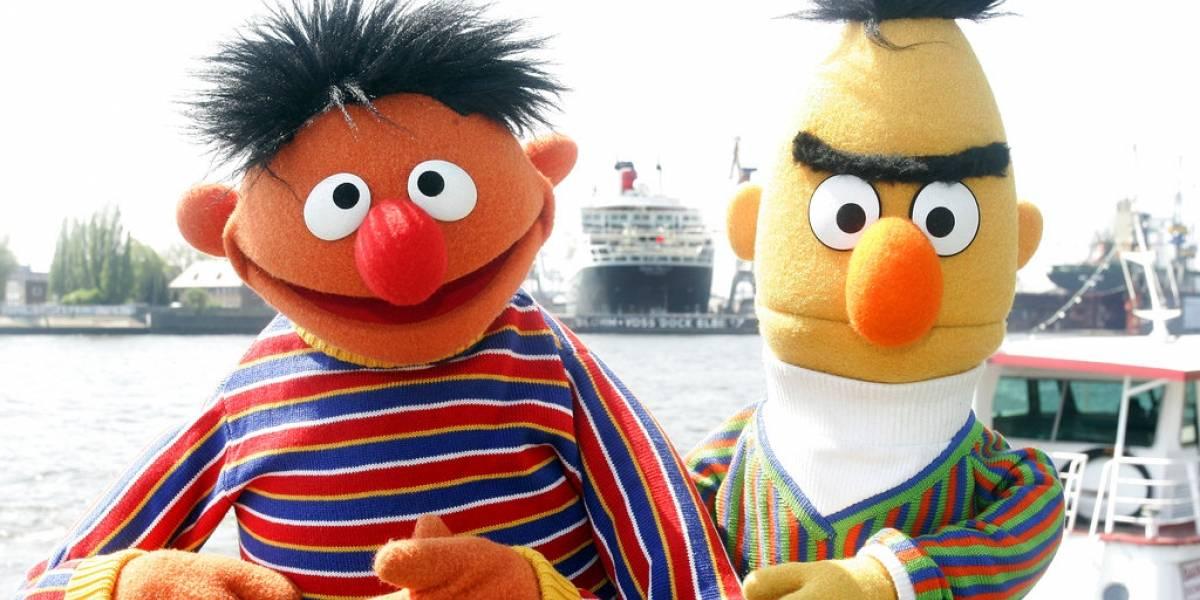 Productores de Sesame Street aclaran que Beto y Enrique no son gay