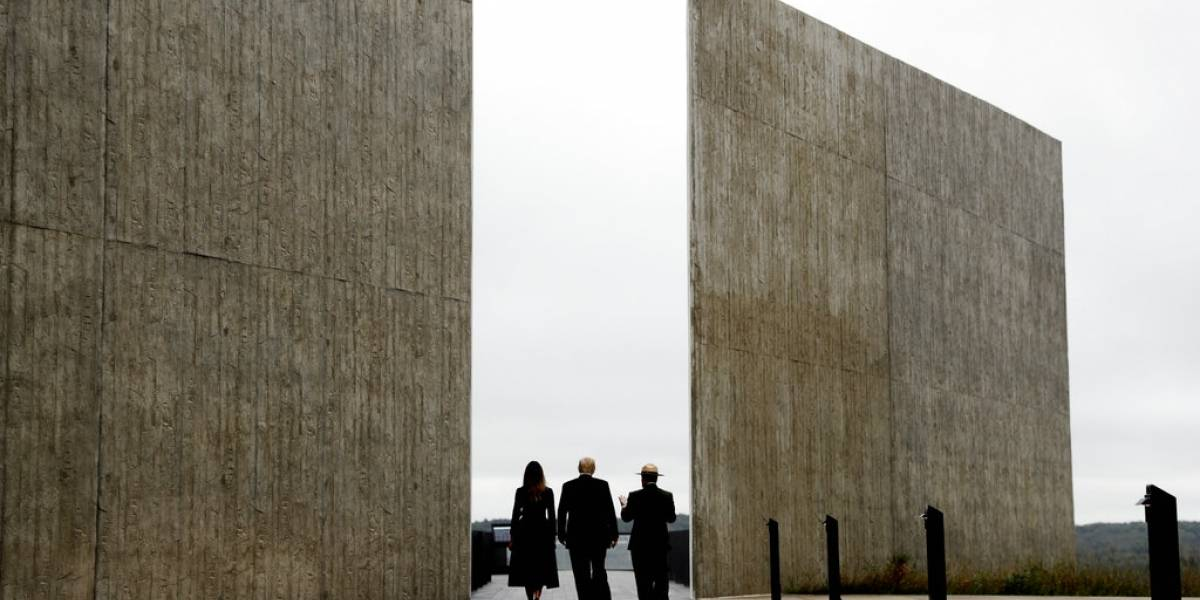 Trump: Memorial del 11 Sep renovó mi determinación para muro