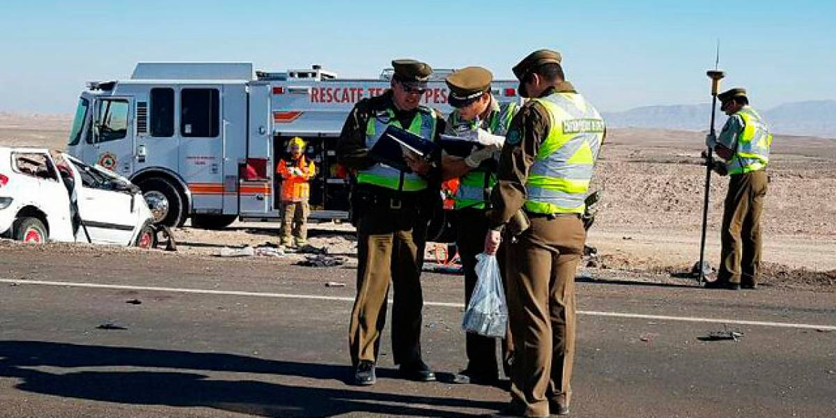 Aumentan a 34 las víctimas fatales por accidentes de tránsito en Fiestas Patrias: doce más que el año anterior