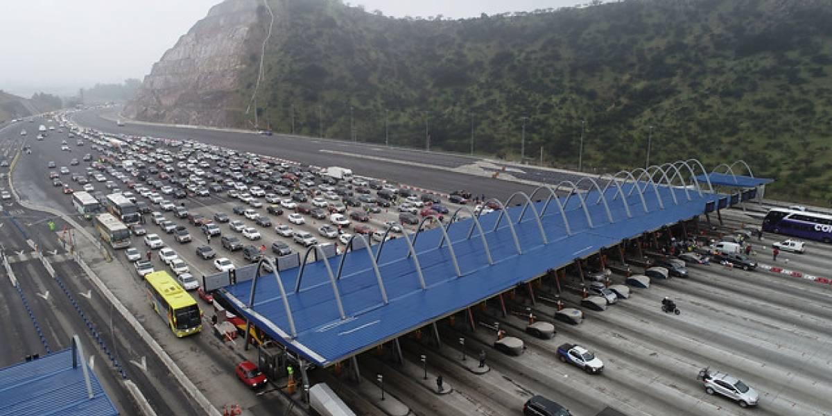 Operación retorno de Fiestas Patrias: así son las medidas antitacos en la Ruta 5 Sur para este miércoles