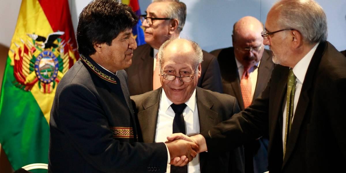 """""""El mar es nuestra casa ... estamos camino a volver a nuestra casa"""": el polémico mensaje boliviano a días del fallo de La Haya"""