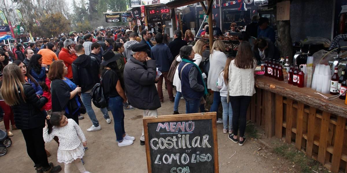 """Intendencia Metropolitana extiende """"Semana de la Chilenidad"""" del Parque Padre Hurtado y las fondas podrían ser las siguientes"""