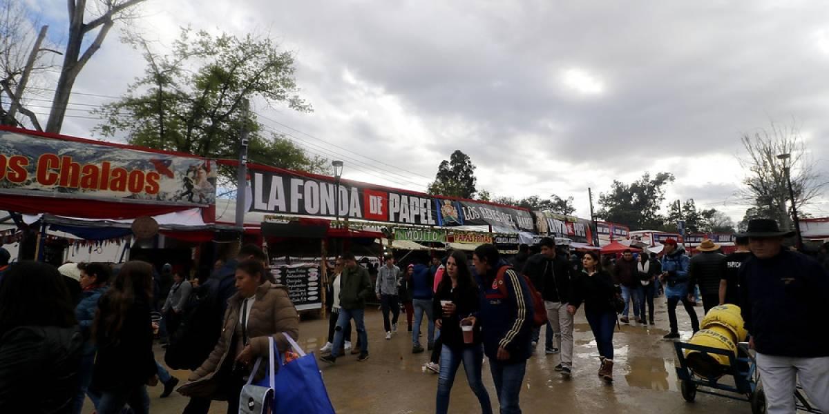No habrán Fiestas Patrias XL en Santiago: fondas del Parque O'Higgins cerrarán este miércoles