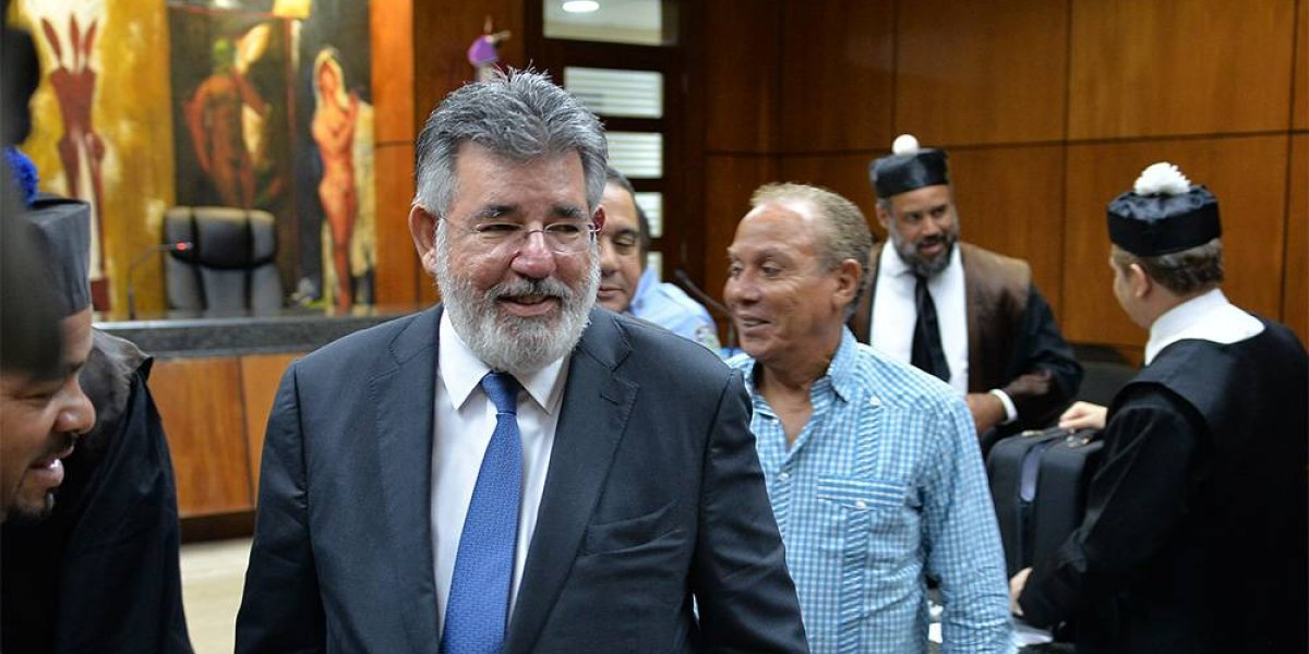 Díaz Rúa, acusado de soborno Odebrecht vuelve al país