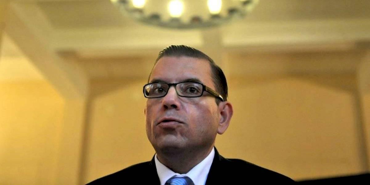 Manuel Baldizón debe presentarse a cumplir sentencia en EE. UU.