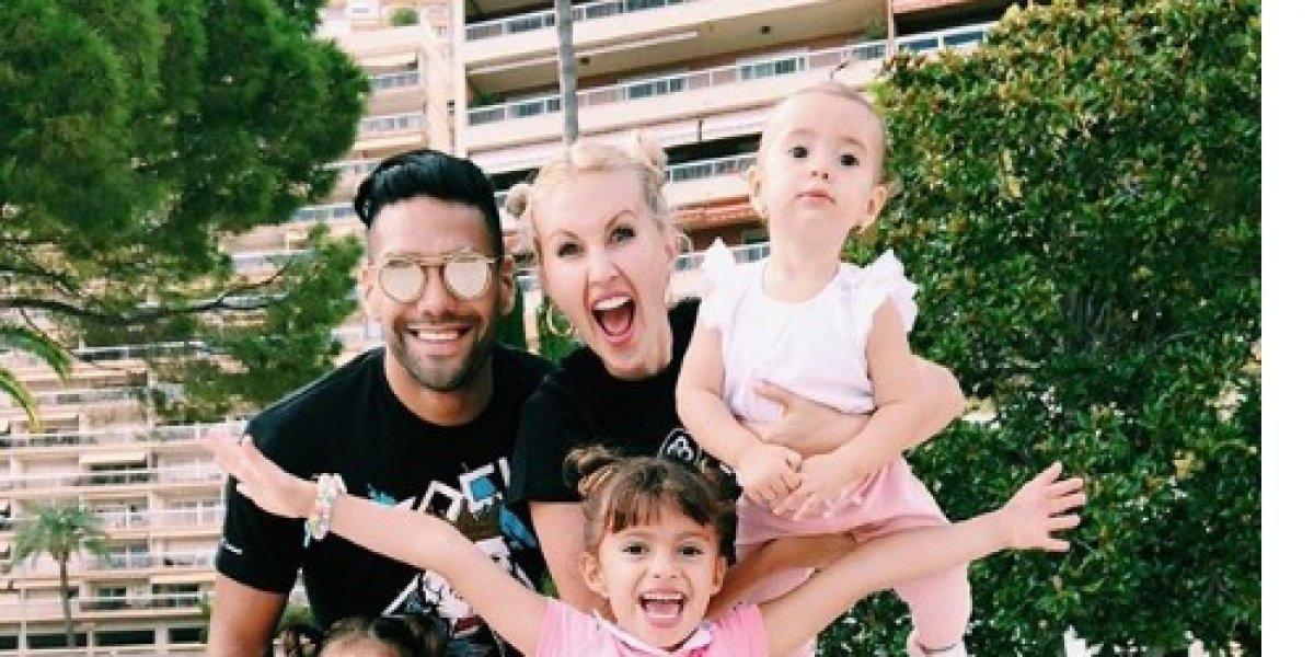¿Falcao y Loreléi Tarón tendrán otro hijo? En Instagram respondieron a ello