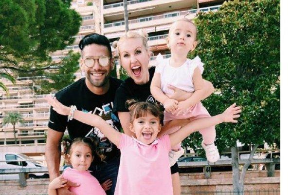Falcao y Loreléi Tarón tendrán otro hijo