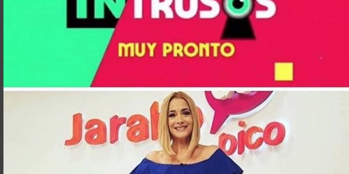 """Marian Sabaté deja el programa """"Jarabe de pico"""" y se convertirá en """"Intrusa"""""""