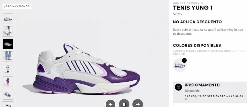 Están en camino los Adidas de Dragon Ball Z: ¿Cómo conseguirlos en México antes de que se acaben?