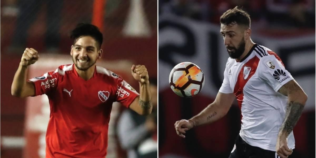 ¡Diez de Copas! Independiente y River Plate prometen chispas en la Libertadores
