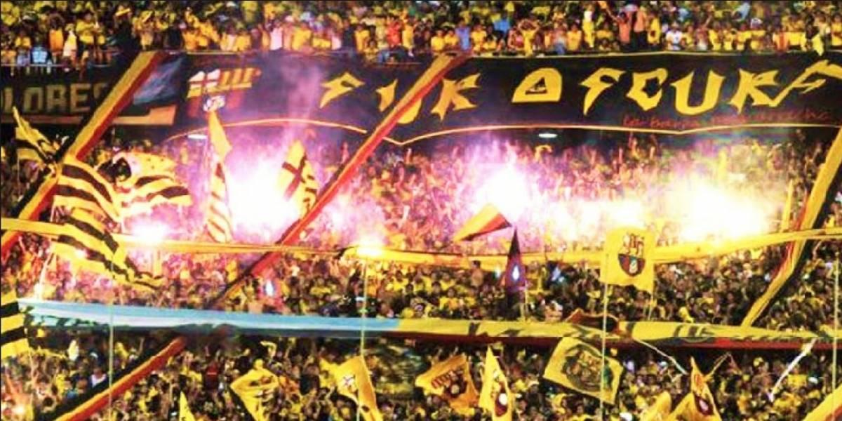 Liga de Quito vs. Barcelona SC: La Sur Oscura no irá al estadio Rodrigo Paz por precios de las entradas