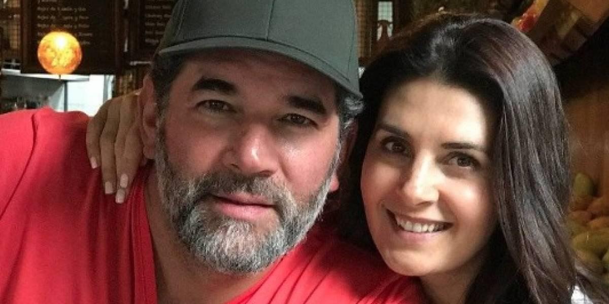 Eduardo Santamarina rompe el silencio sobre la infidelidad de Mayrín Villanueva
