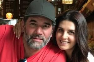 Eduardo Santamarina responde sobre infidelidad de Mayrín Villanueva para quedarse con él