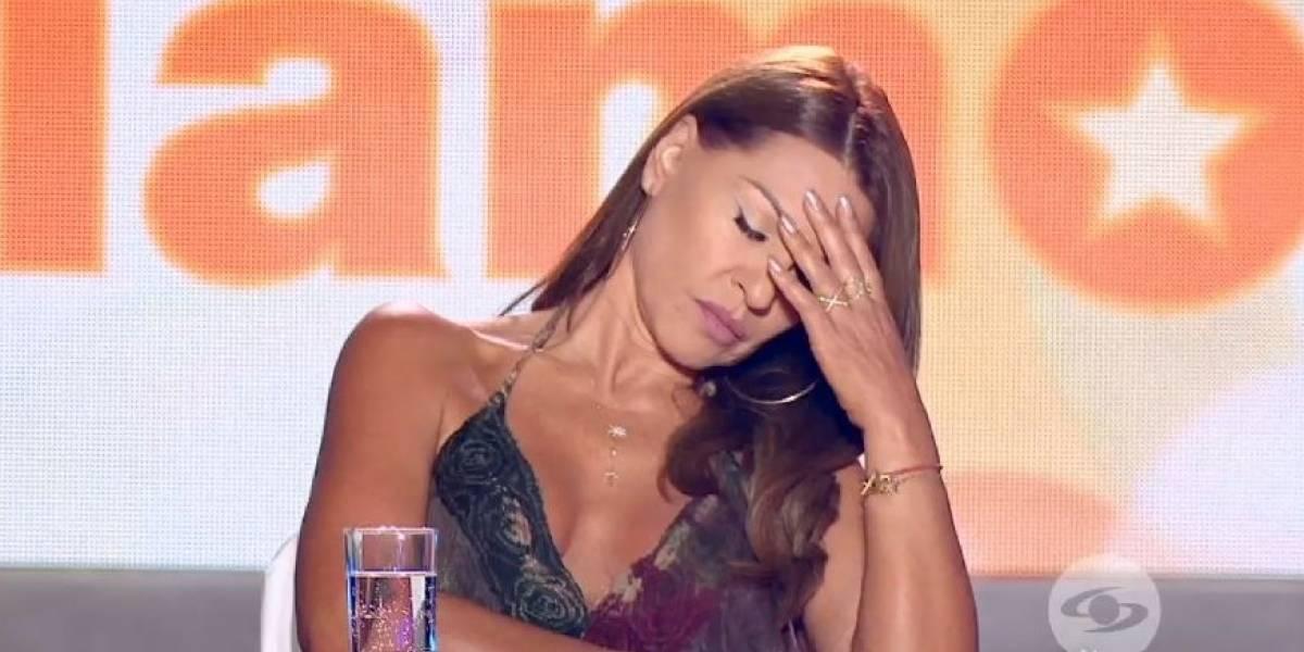 Amparo Grisales es centro de críticas por comentarios a imitadores en 'Yo me llamo'
