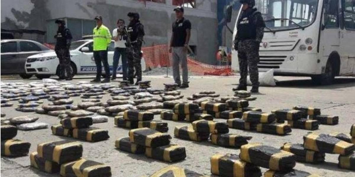 Militar que daba seguridad a Lenín Moreno se declaró culpable de narcotráfico