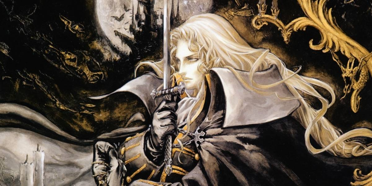Konami relanzaría Castlevania: Symphony of the Night y Rondo of Blood en PS4