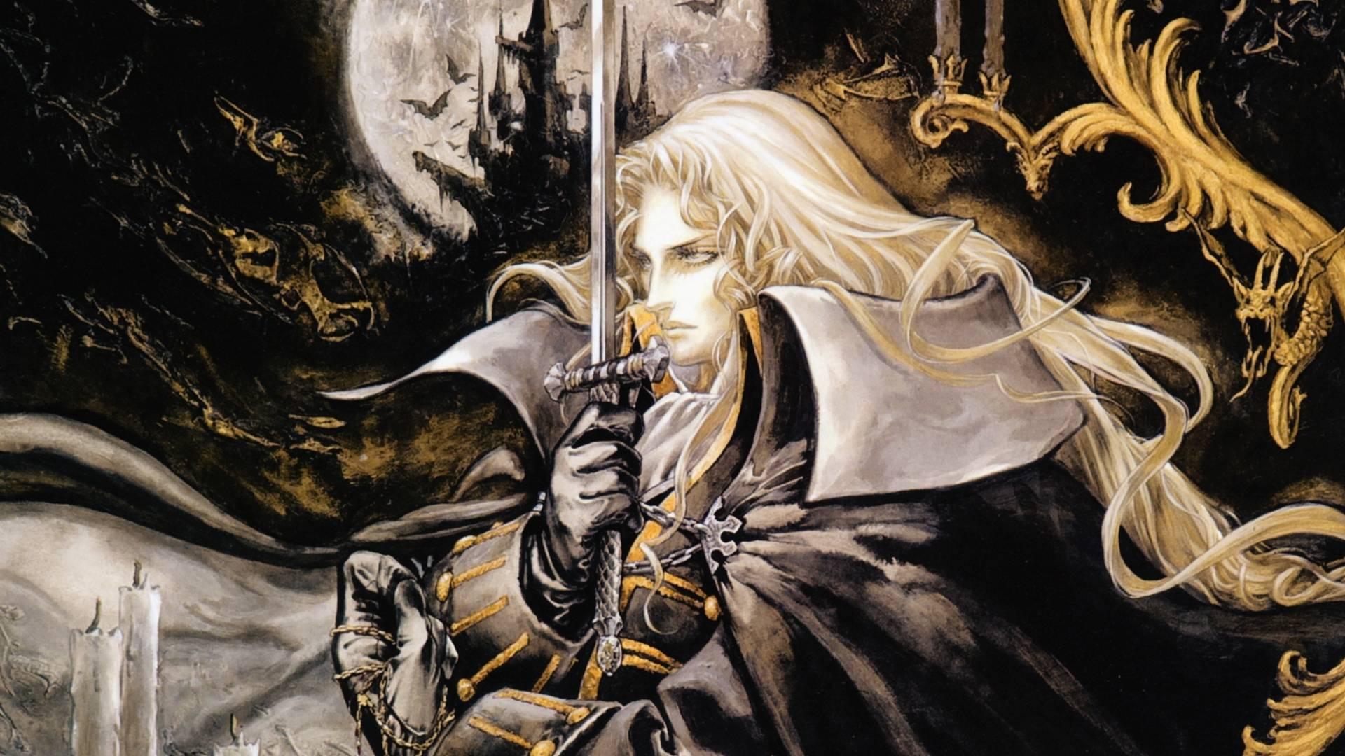 Konami relanzaría Castlevania: Symphony of the Night y Rondo of Blood en PS4