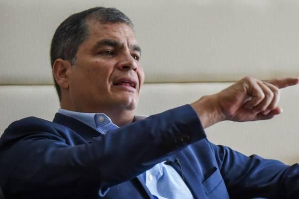 Rafael Correa impulsa crowdfunding para observadores en caso Balda
