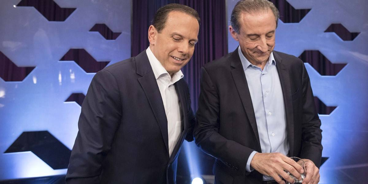 Datafolha: Doria tem 33%, Skaf, 26%; França, 20% e Marinho, 8%