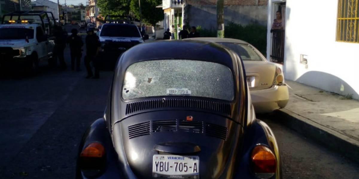 Asesinan a dirigente municipal del PAN y a su hijo en Veracruz