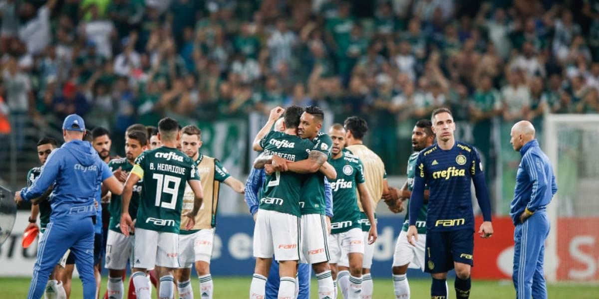 """Capitán de Palmeiras: """"Valdivia es un gran jugador, pero nuestra preocupación es el equipo entero de Colo Colo"""""""