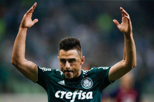 Palmeiras quiere festejar de la mano de Willian / imagen: Getty Images