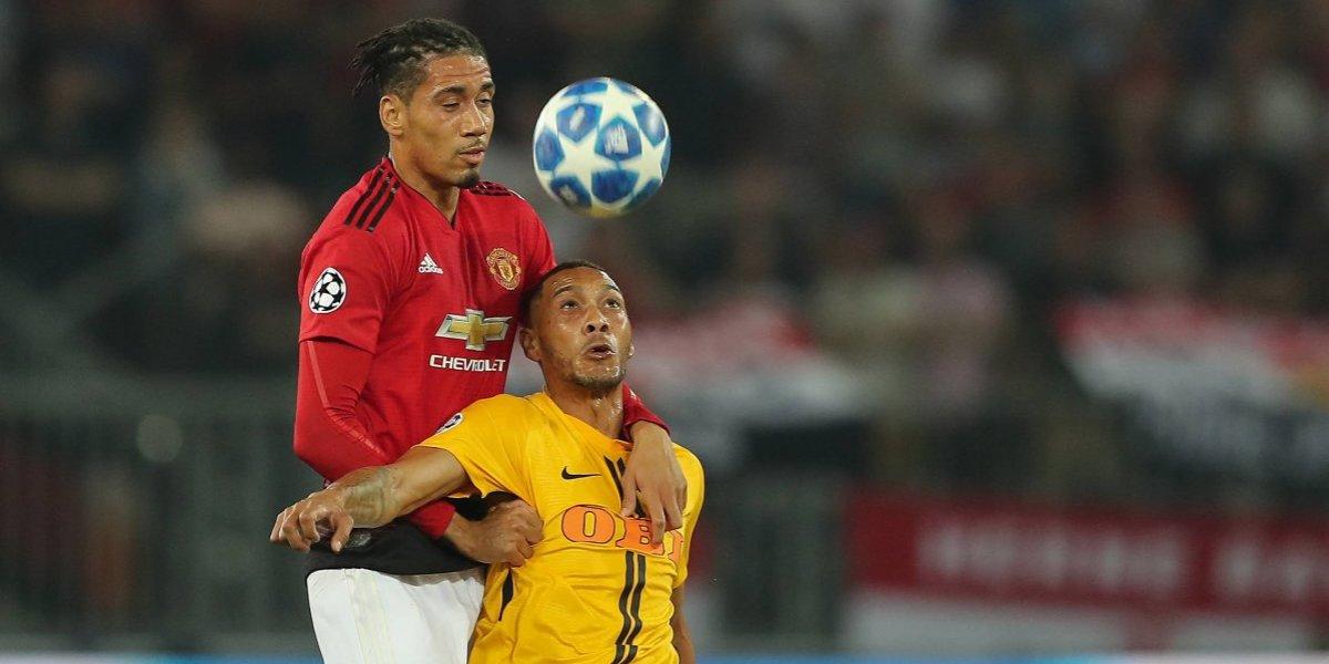 Así vivimos el debut triunfal del United en la Champions con Alexis viendo desde la banca