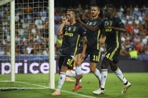 Valencia-Juventus