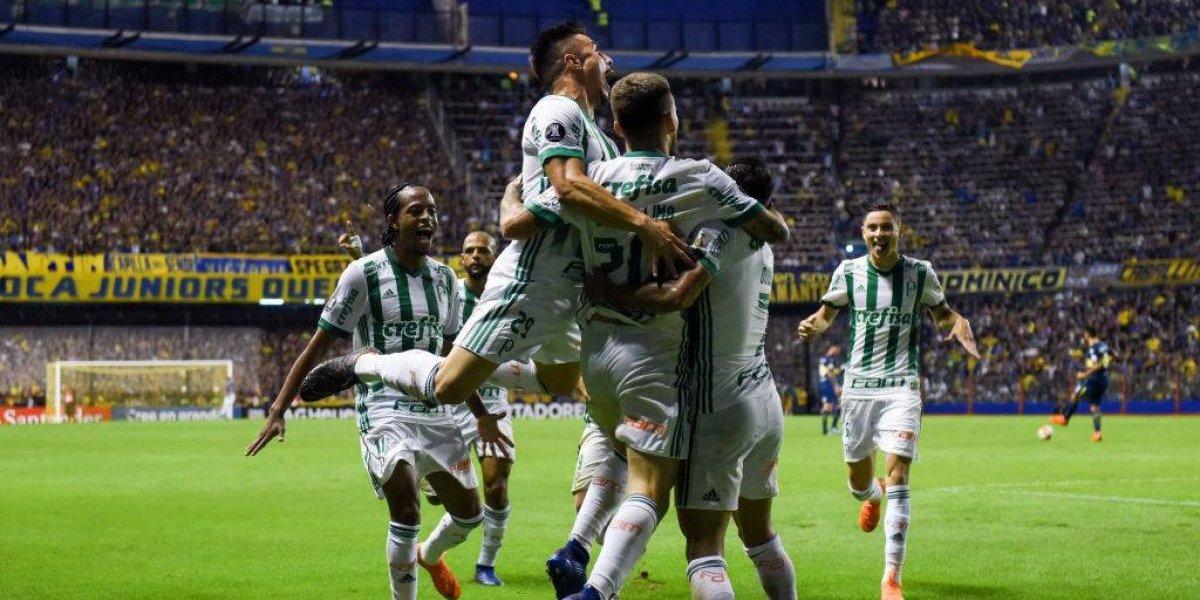 La histórica marca que buscará Palmeiras en el partido ante Colo Colo por Libertadores