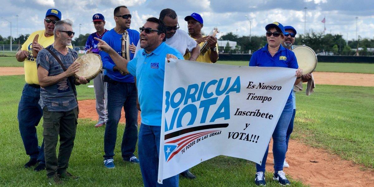 Elecciones EE.UU. 2018: boricuas están acudiendo a las urnas