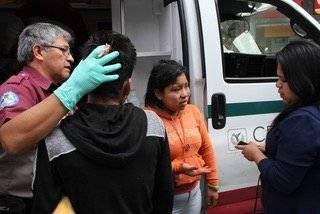 Violencia en la Colonia Juárez dejó 11 heridos Foto: Nicolás Corte