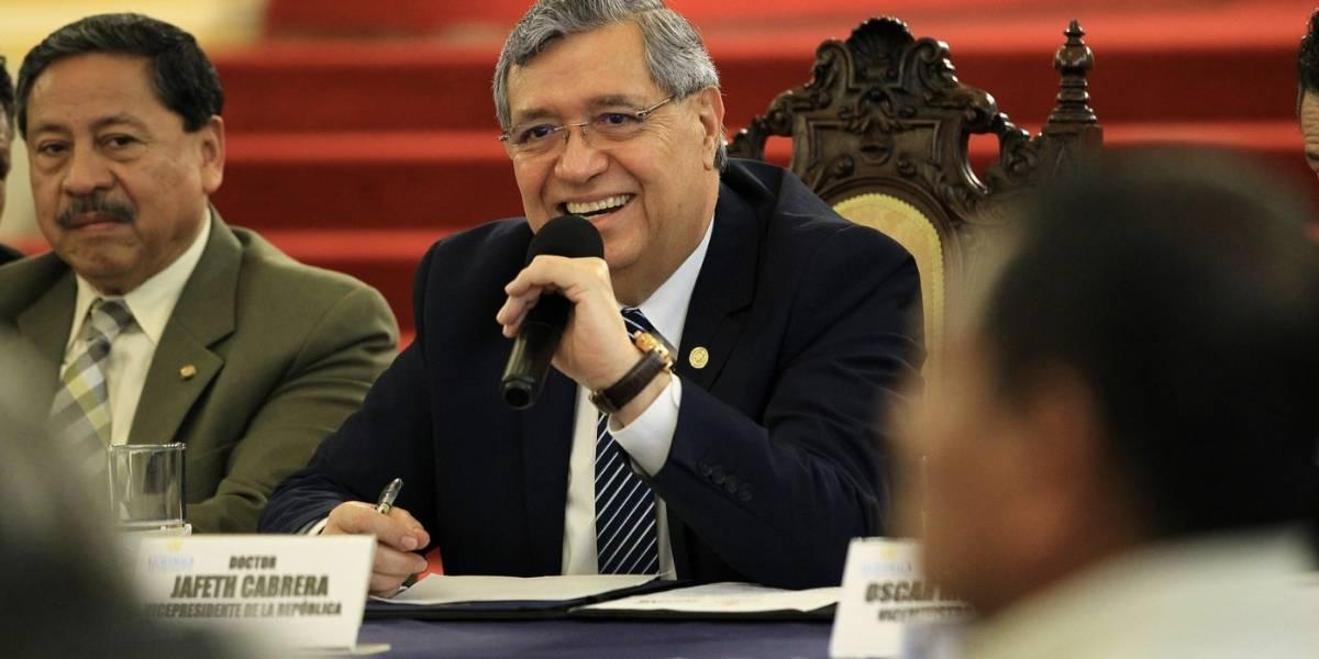Jafeth Cabrera asegura que administrativos de Usac deberán exponer por qué se desfinanciaron