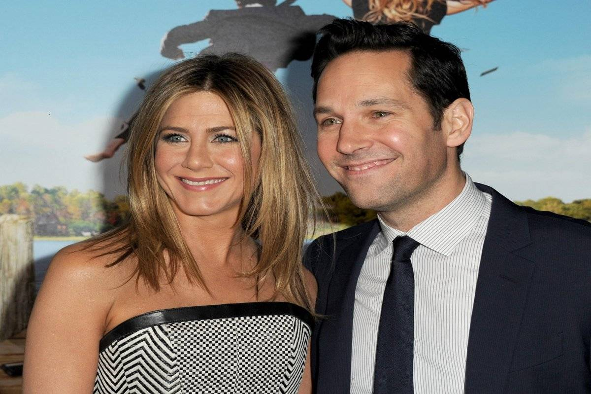 Paul Rudd Jennifer Aniston