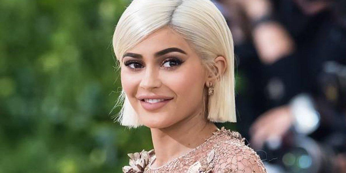 Kylie Jenner confesó que probó el cereal con leche por primera vez en su vida