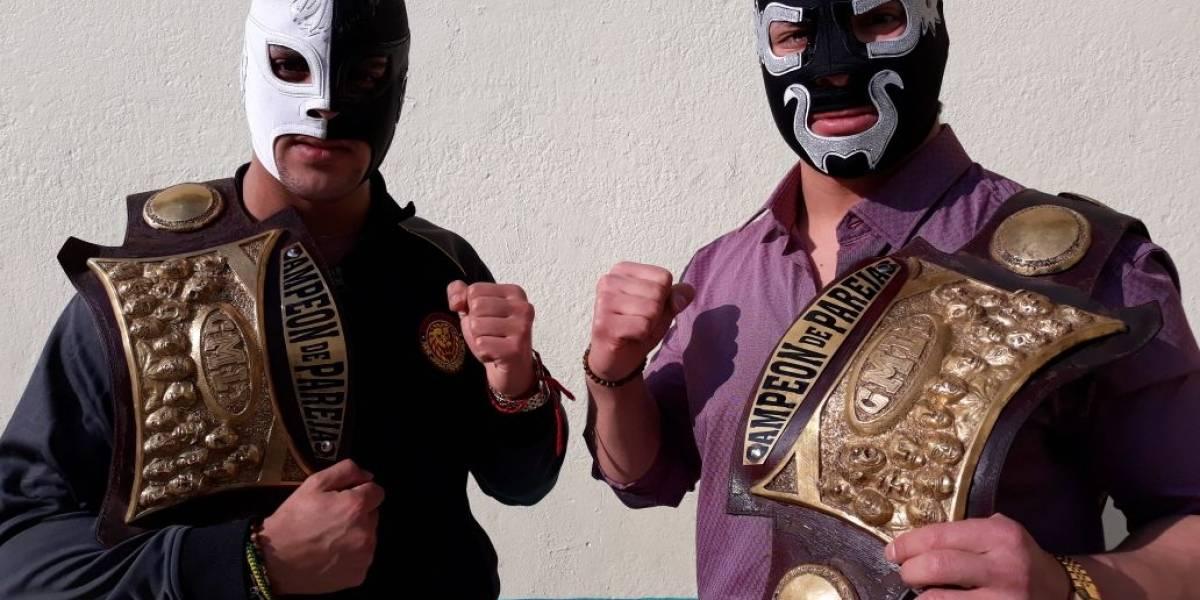 Los Dinamita representarán a México en el Gran Prix del CMLL