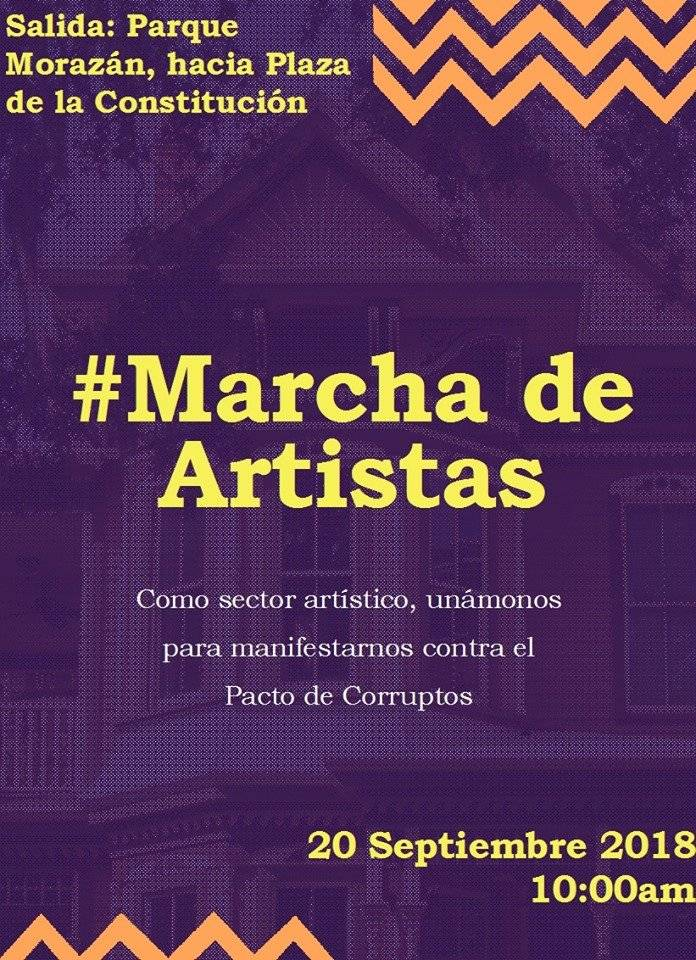Marcha de Artistas