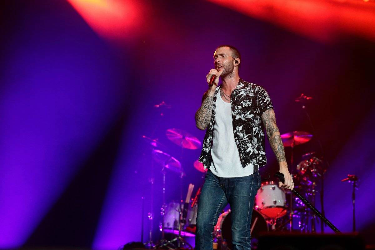 Maroon 5 siempre quiso ser parte se un Super Bowl |GETTY IMAGES