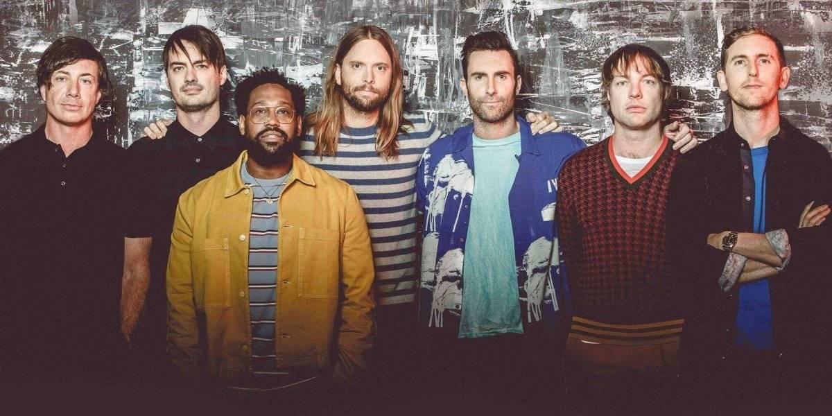 Maroon 5 protagonizará show del próximo Super Bowl Publimetro