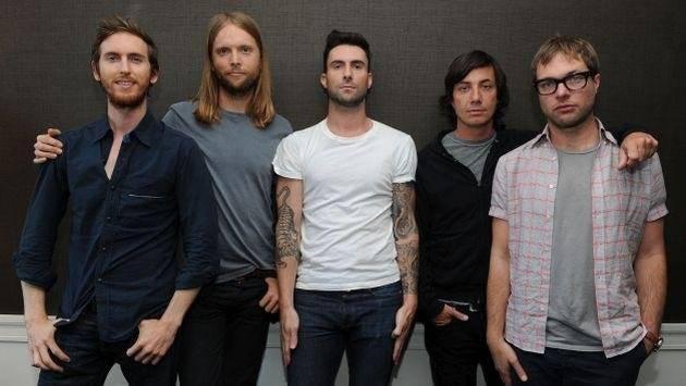 Maroon 5 protagonizará show del próximo Super Bowl Getty Images