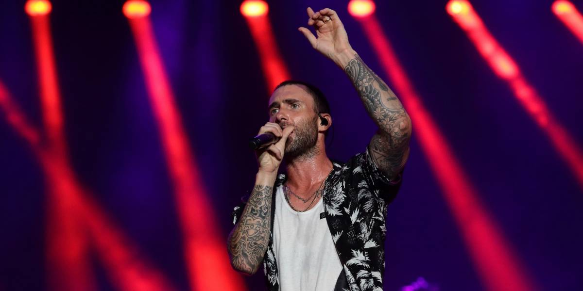 Maroon 5 será el grupo invitado al medio tiempo del Super Bowl